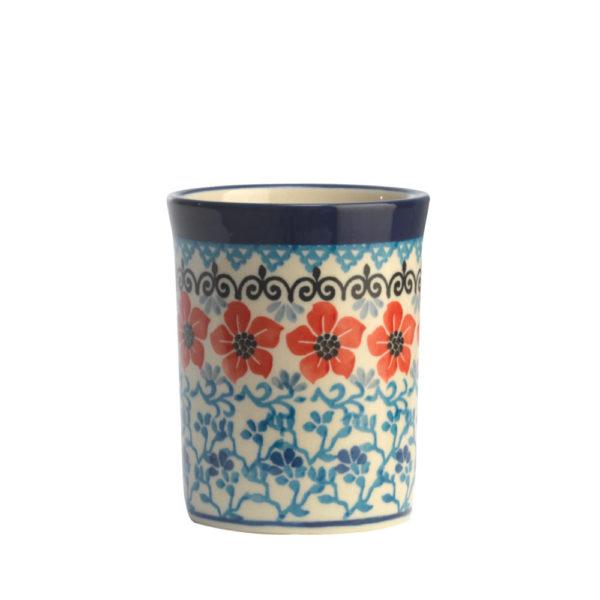 Anemonen Kaffeetasse von Bunzlau