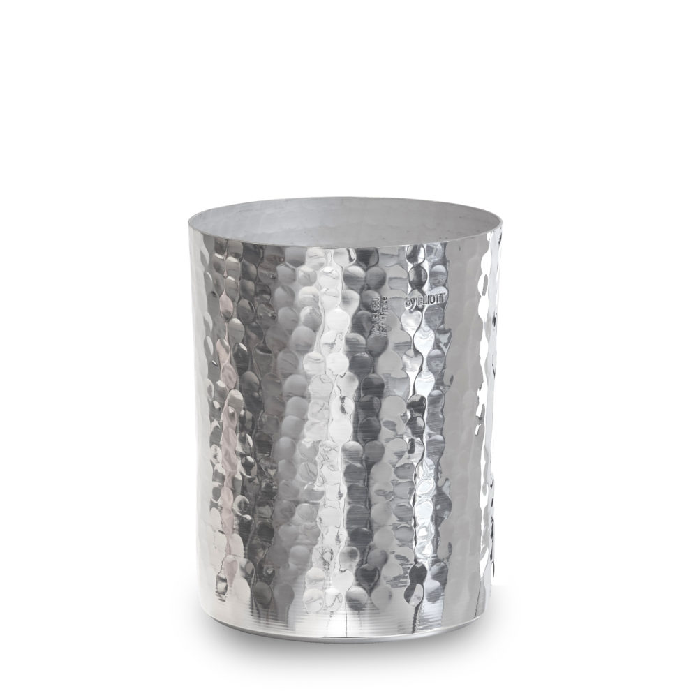 Aluminium Pot Gehaemmert